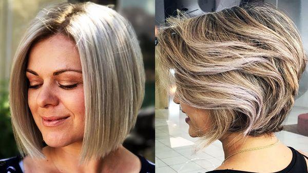 Tipos de peinados para corte bob 5