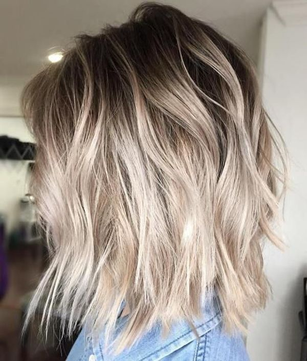 Top 2019 Haarfrisuren fr die Frauen 1