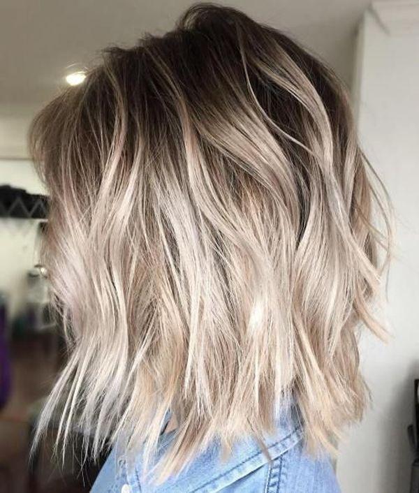 Top 2019 Haarfrisuren fr die Frauen 2