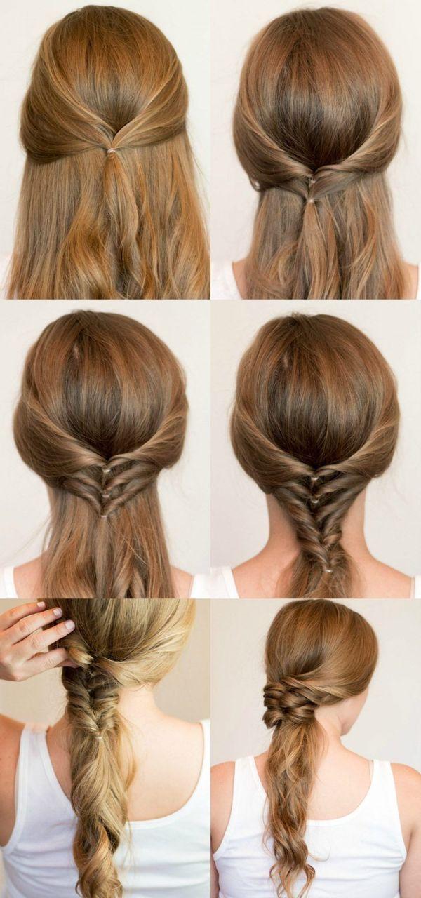 Tutoriales de peinados sencillos 2