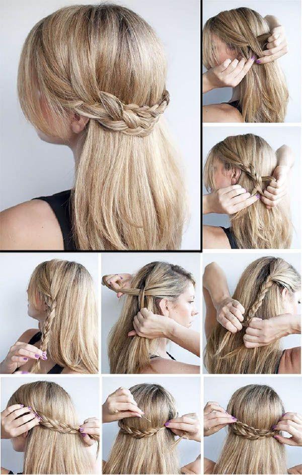 Tutoriales de peinados sencillos 3