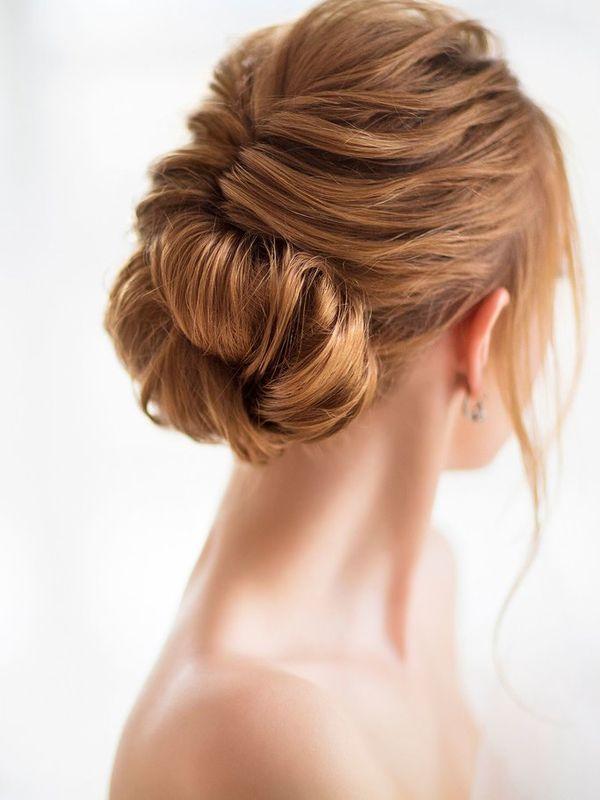 Leichte Hochsteckfrisuren fr lange Haare 6