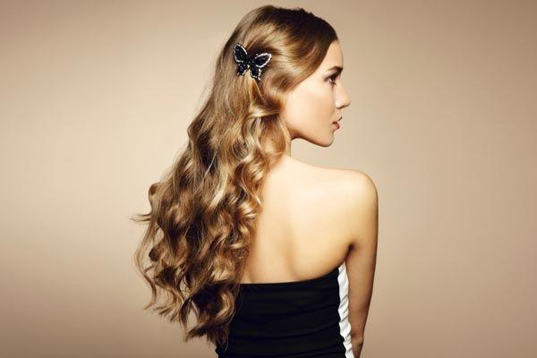 Abiball Frisuren Offene Haare 2