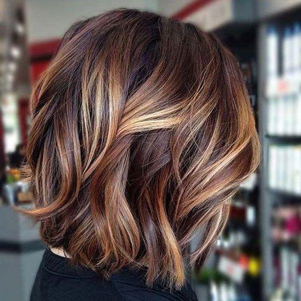 Balayage fr kurze Haare 4