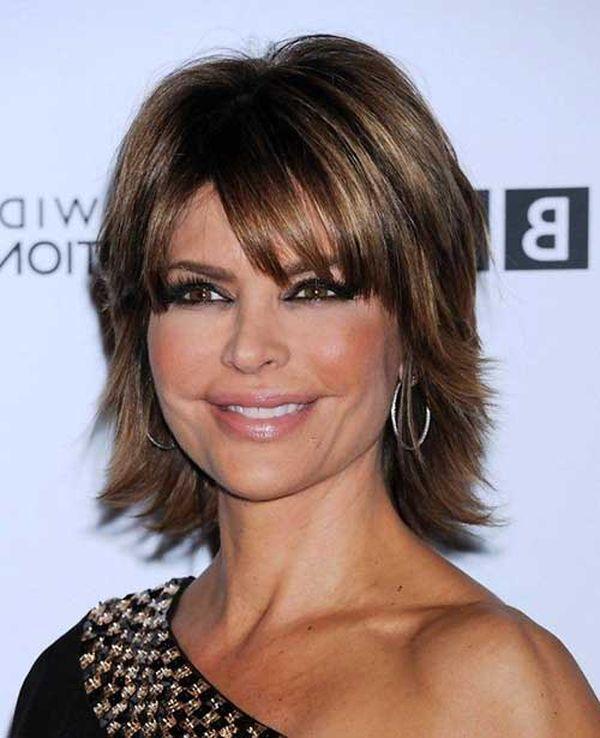 Bilder mit Trendigen Frisuren fr Frauen ber 50 3