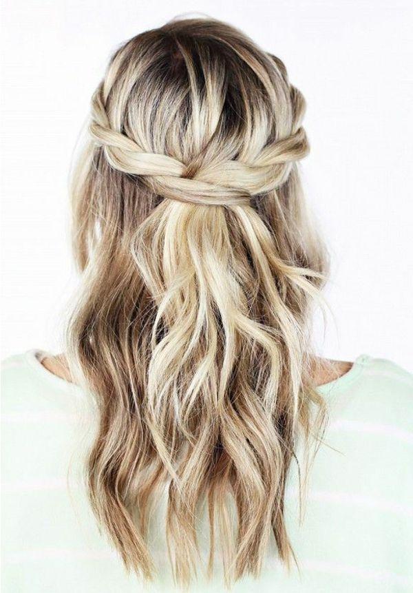 Coole Flechtfrisuren fr lange Haare 1