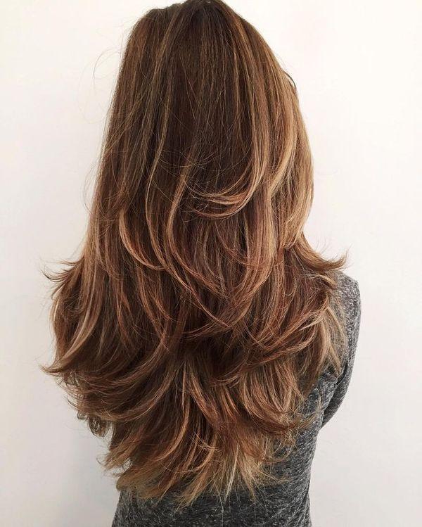 Coole Haarschnitte fr lange Haare 4
