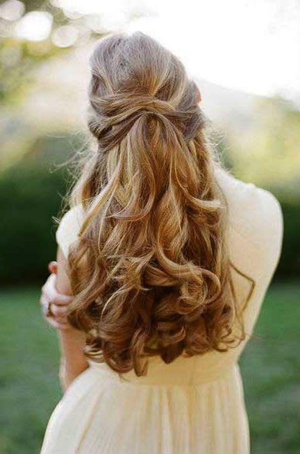 Festliche Frisuren fr lange Haare 2