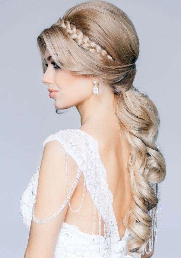 Frisuren mit geflochtenen Haaren 2