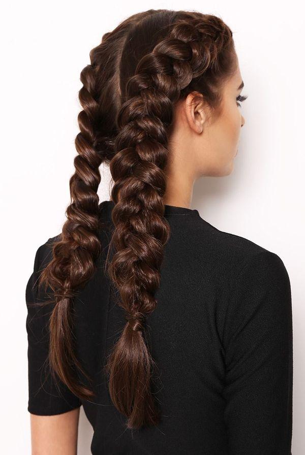 Frisuren mit geflochtenen Haaren 5