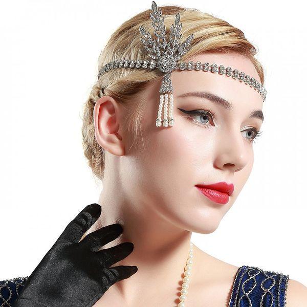 Haare stylen fr Frauen wie in den 20er Jahren 3