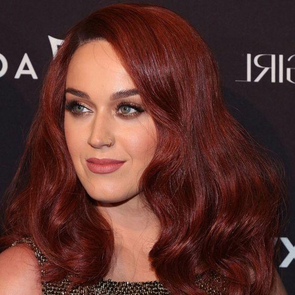 Haarfarbe Mahagoni Rot 1