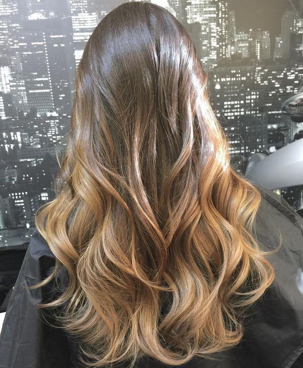 Ideen fr Ombr Hair 2