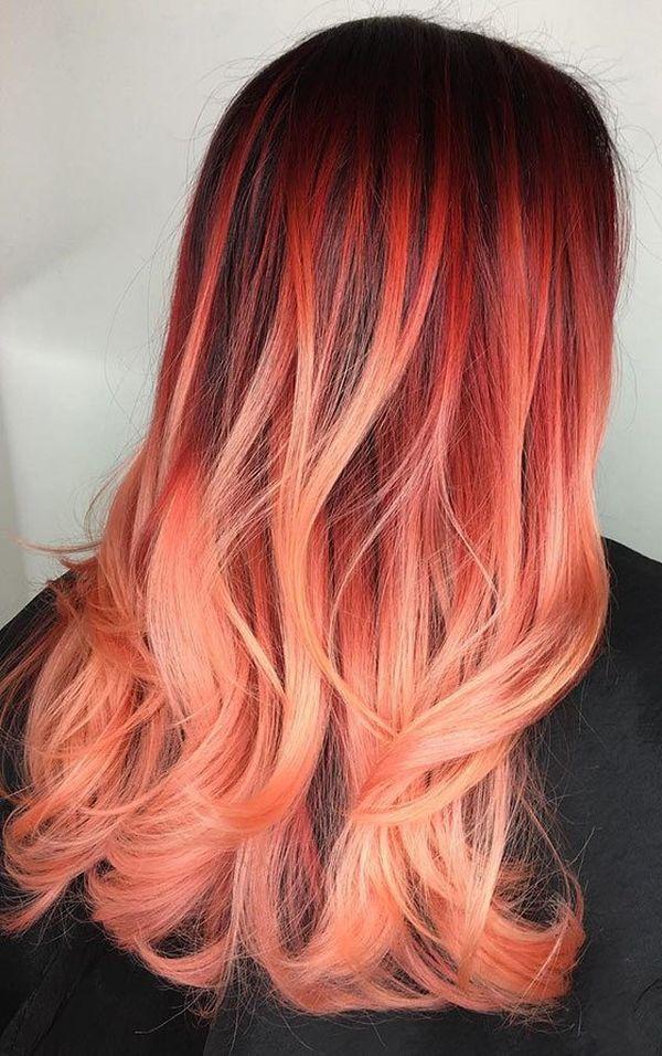 Ideen fr Ombr Hair 3