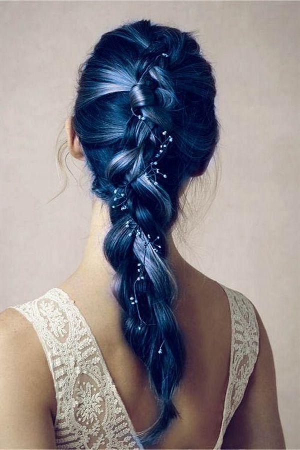 Ideen fr blaue Haare 4