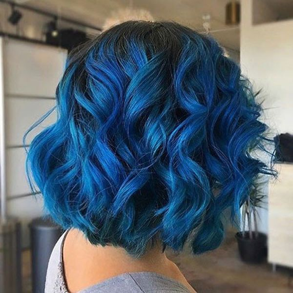 Ideen fr blaue Haare 7