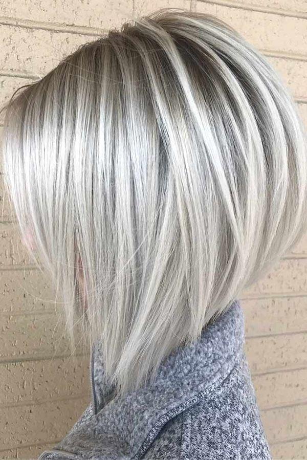 Kurze Haare mit Balayage 7