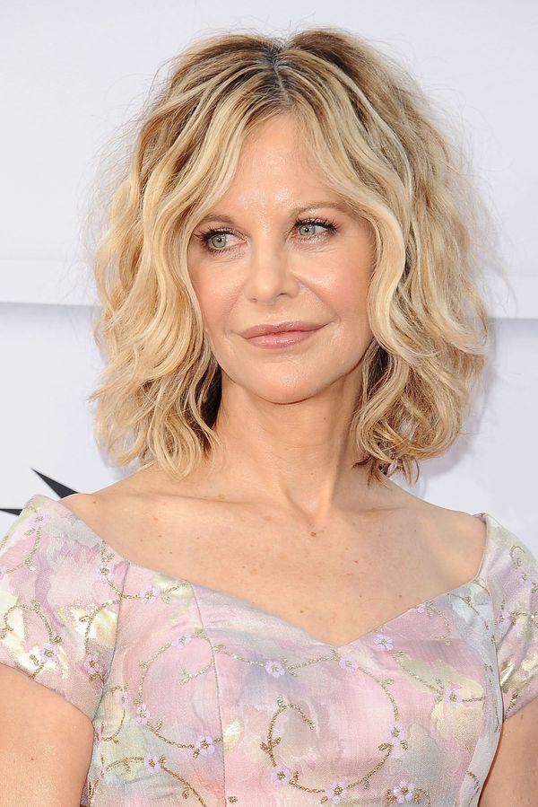 Mittellange Frisuren fr Frauen ab 50 2