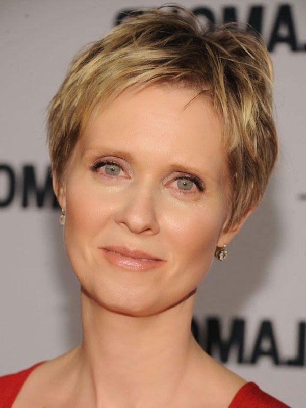 Moderne Frisuren fr 50jhrige Frauen 2