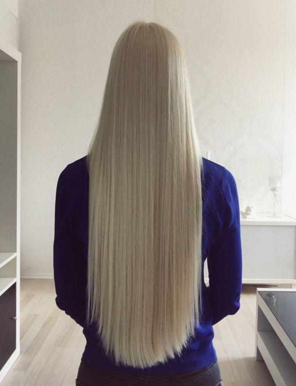 Schnitte fr sehr lange Haare 5