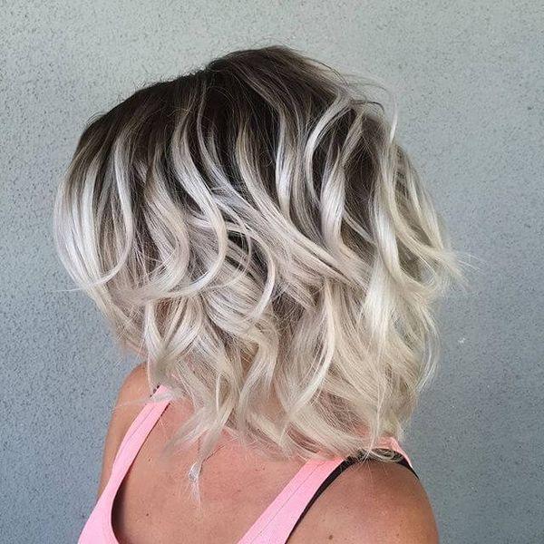 Trend der Mode Ombre Haarfarbe 3