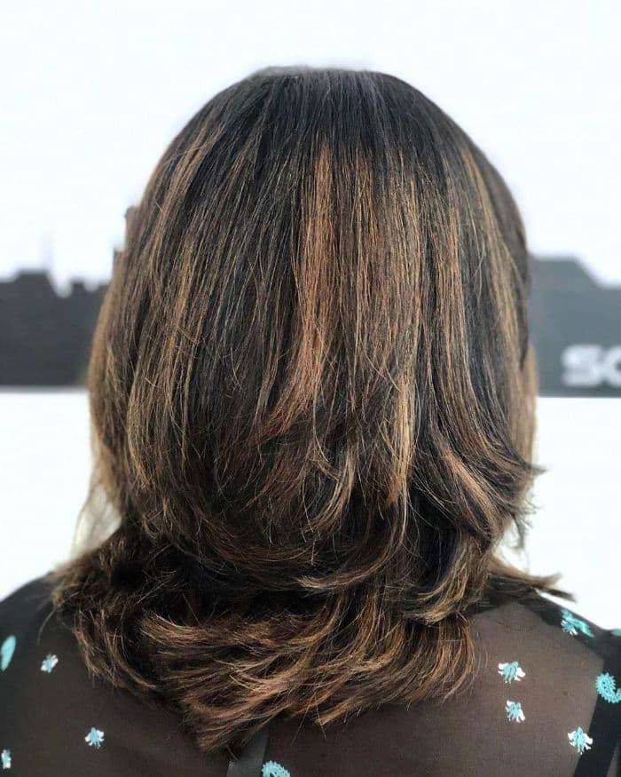 Frisuren Stufenschnitt